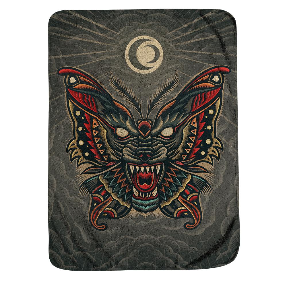 Wolfmoth Blanket