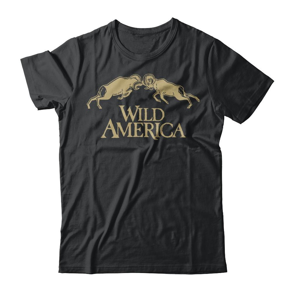 Wild America: Rams Logo