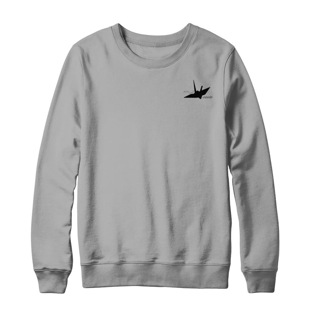 wloveukie Crane in Black