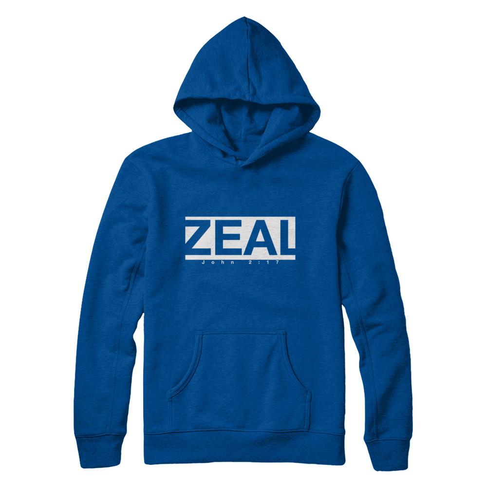 ZEAL Hoodie leader