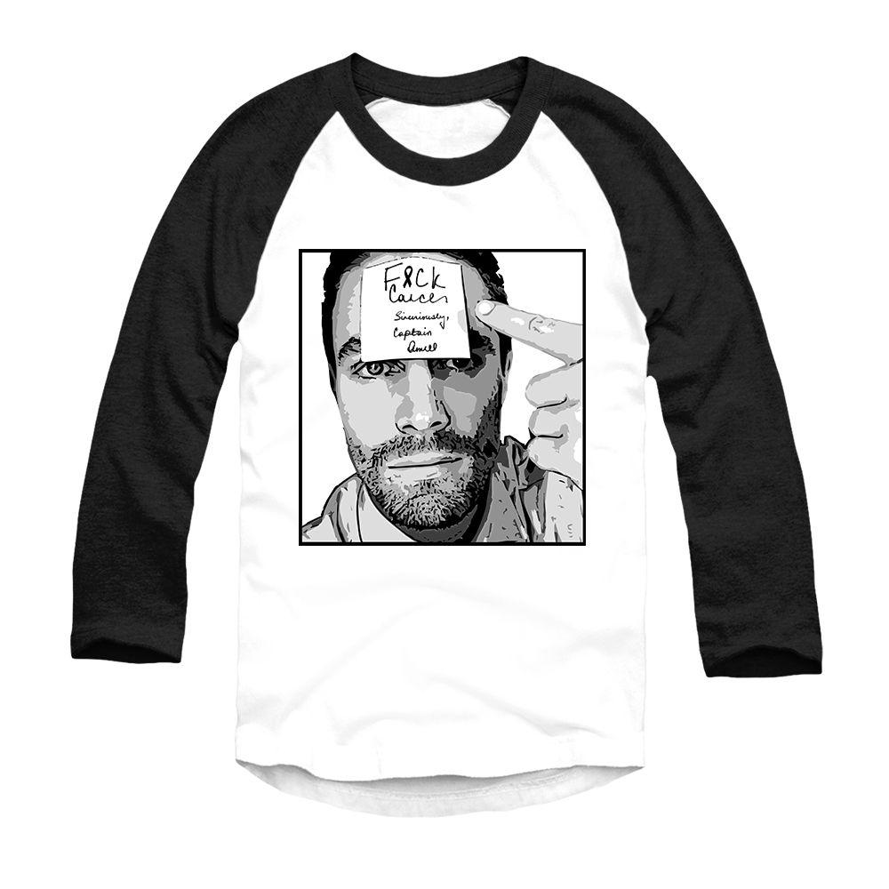 "Stephen Amell ""F Cancer"" Relaunch"