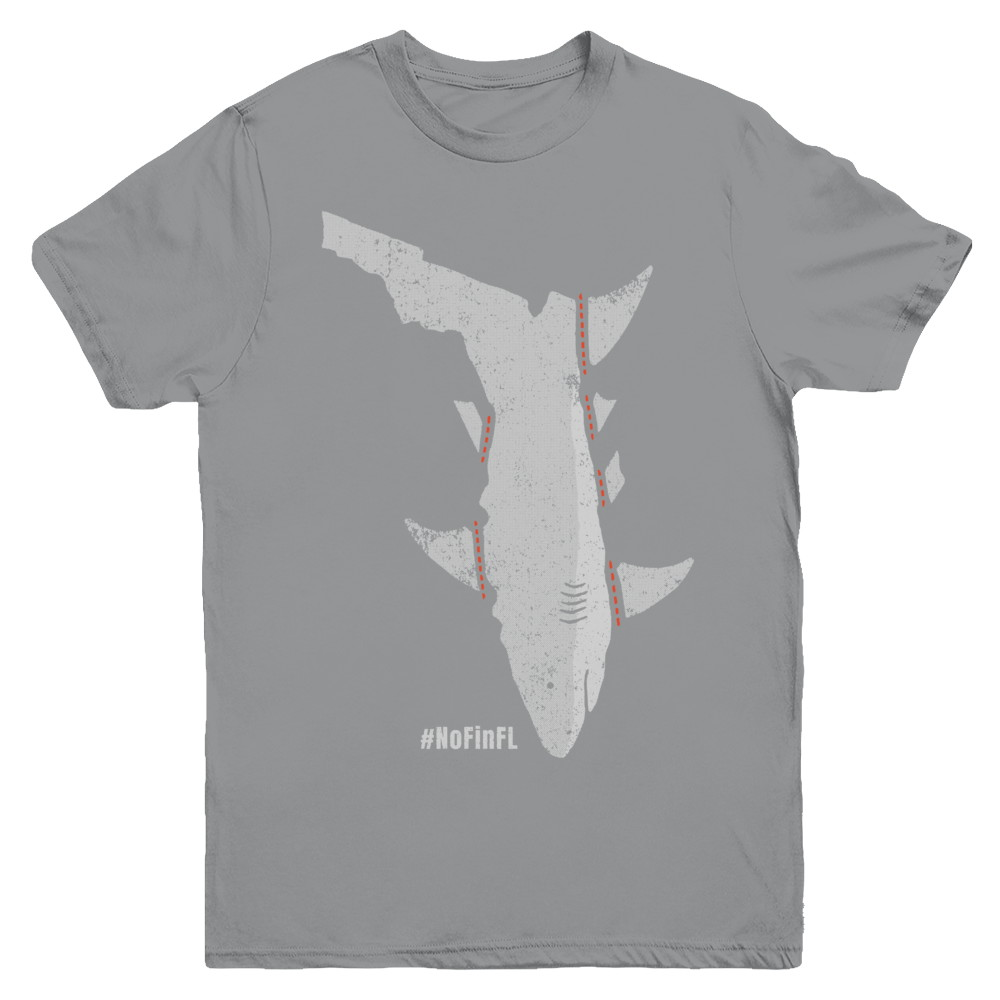 Shark Allies #NoFinFL Florida Shark (Kids)