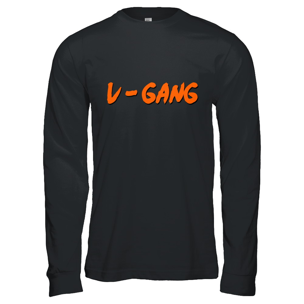 Official V-Gang Logo Design