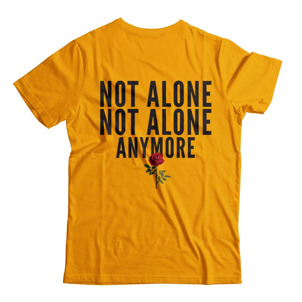 NOT ALONE - HONEY   Sebastian Olzanski