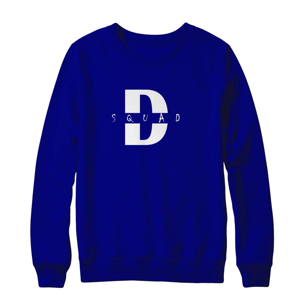 Blue DSQUAD Sweatshirt