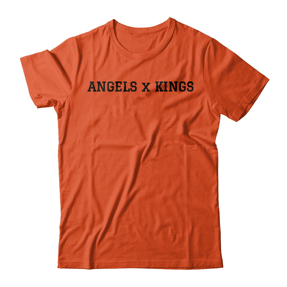 ANGELS x KINGS VarsityShortSleeve LIMITEDEDITION