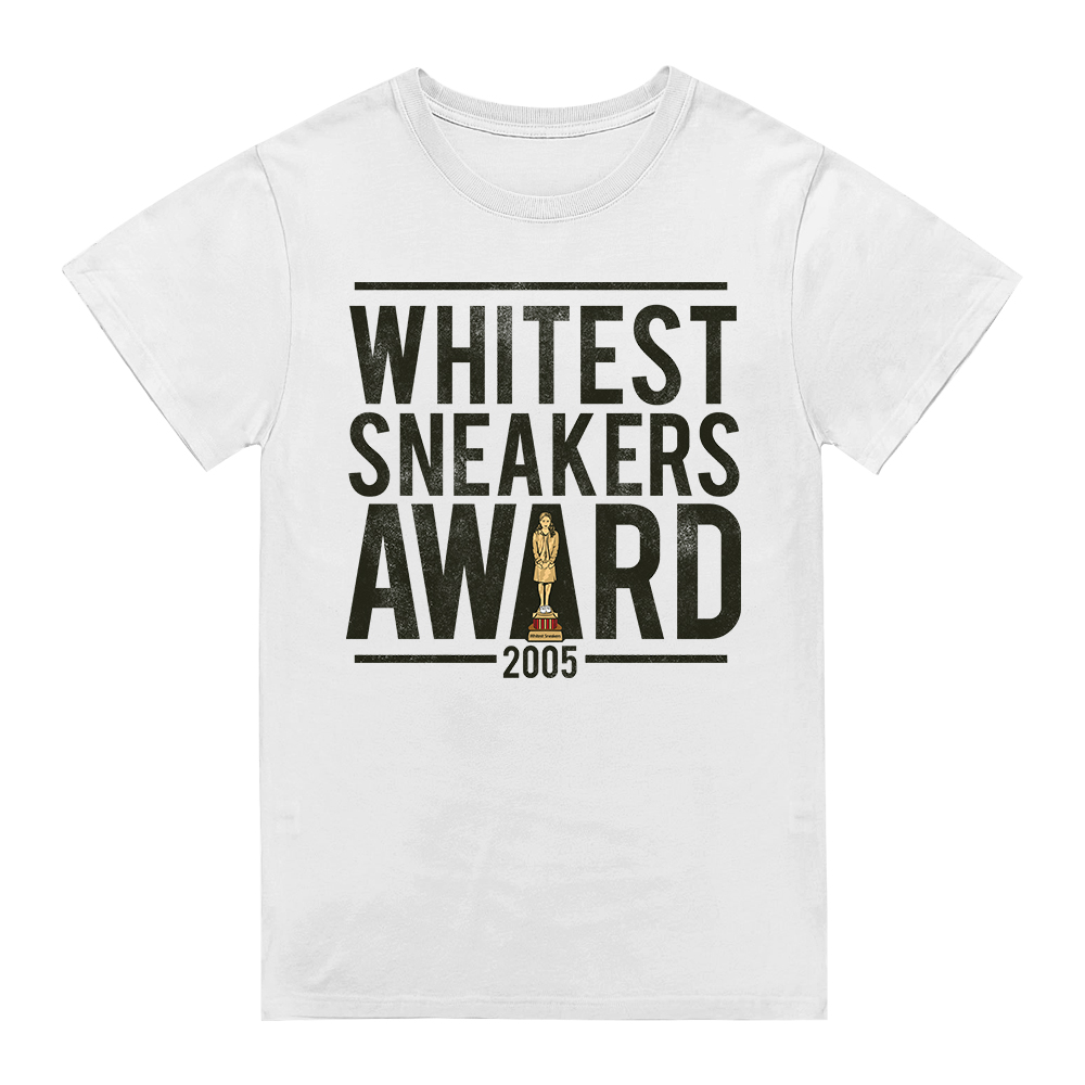 Whitest Sneakers Award