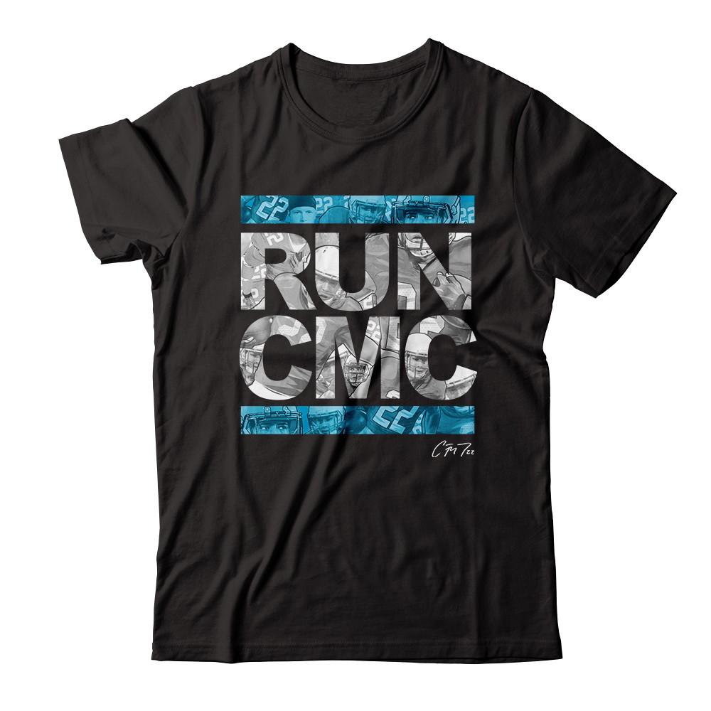 "Christian McCaffrey's ""Run CMC"" Collection"