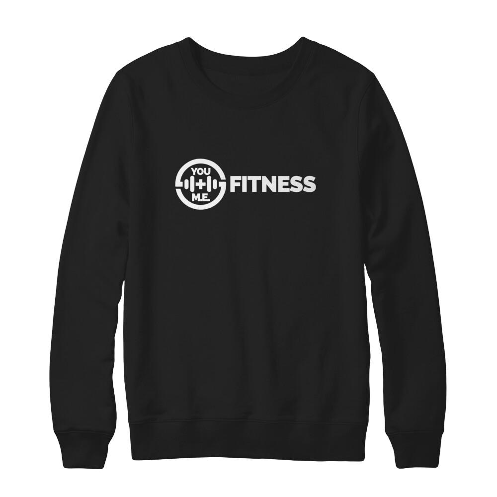 You + M.E. Fitness Shirt (None More Black)