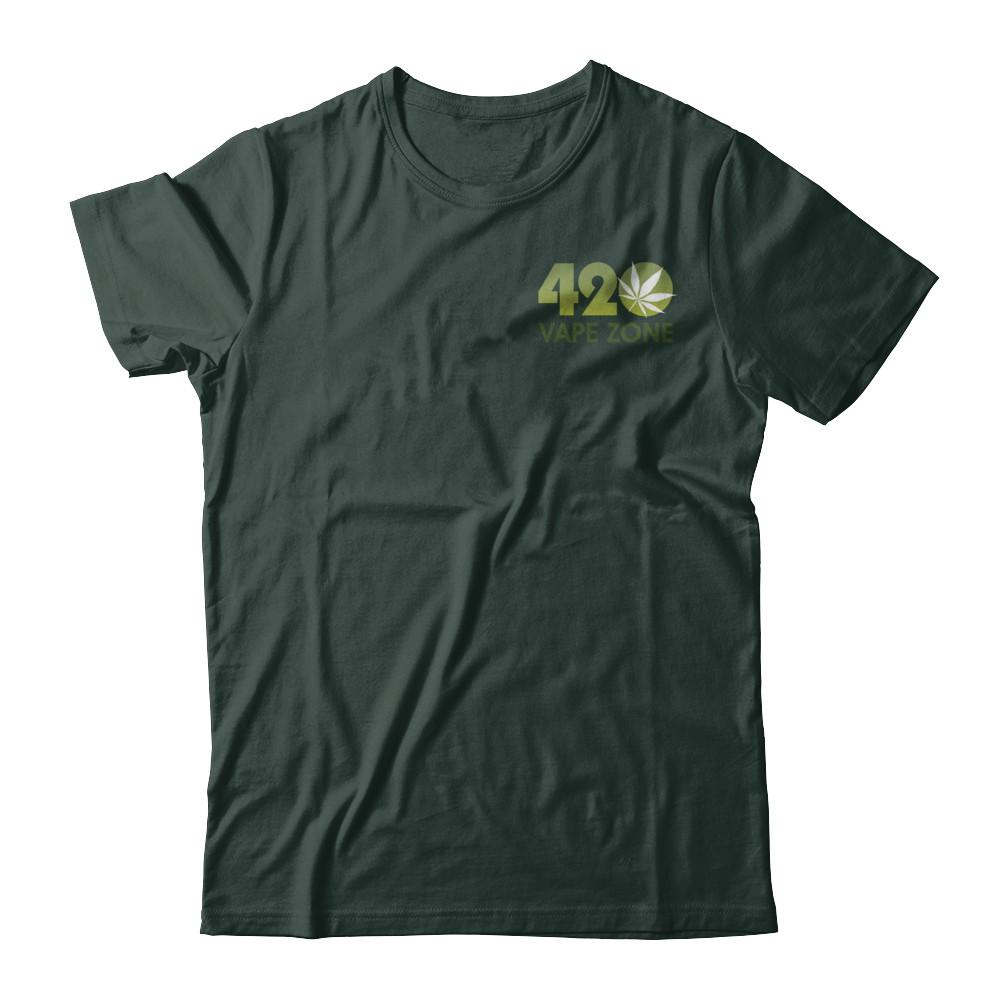 420 Vapezone Logo Shirt