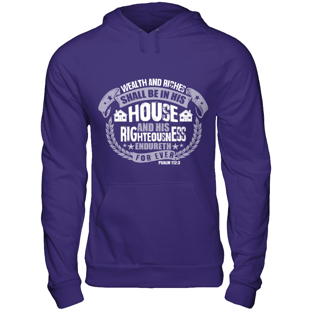 Wealth and Riches Hoodie