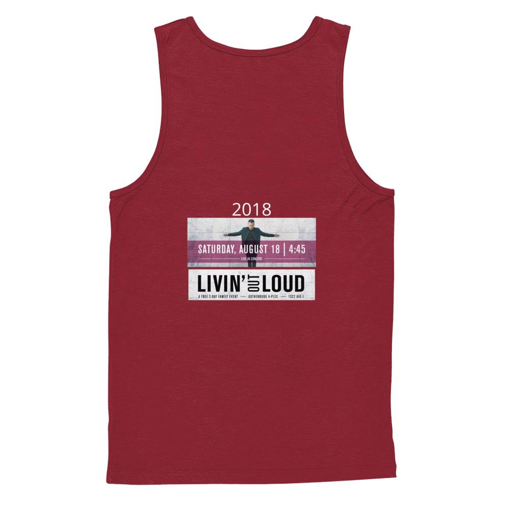 2018 LivinOutLoud.org Shirts!