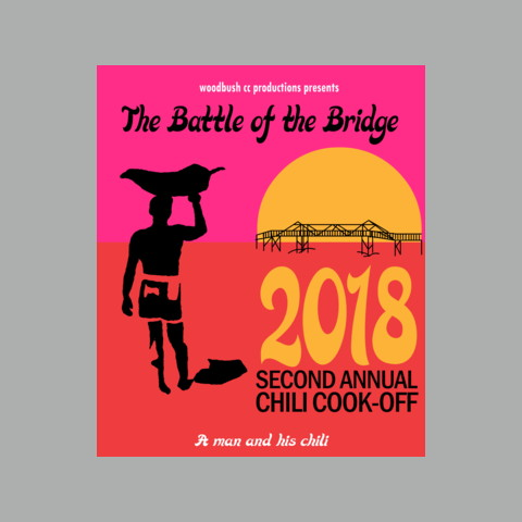 Battle of the Bridge Merch