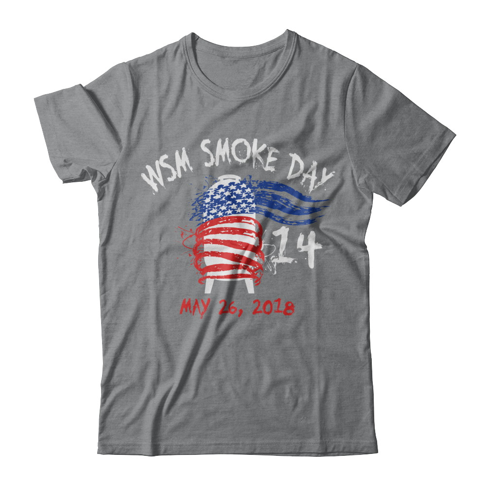 WSM Smoke Day 14: Dark Color T-Shirts