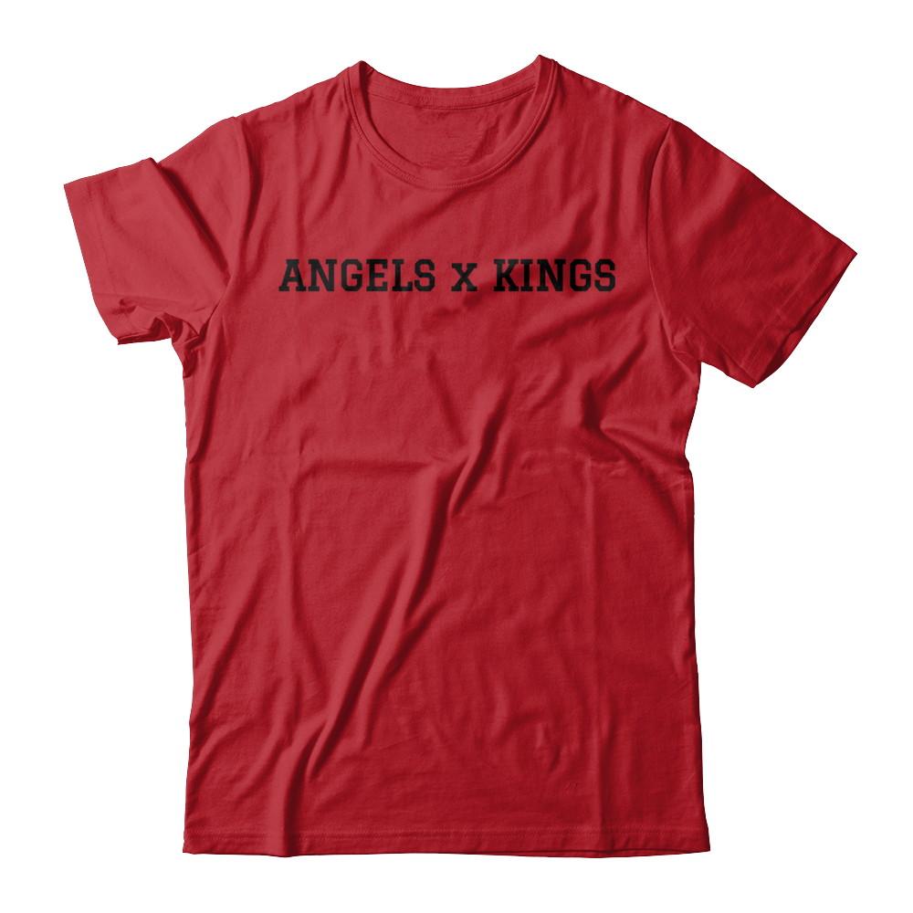 ANGELS x KINGS VarsityShortSleeve LIMITEDEDITION