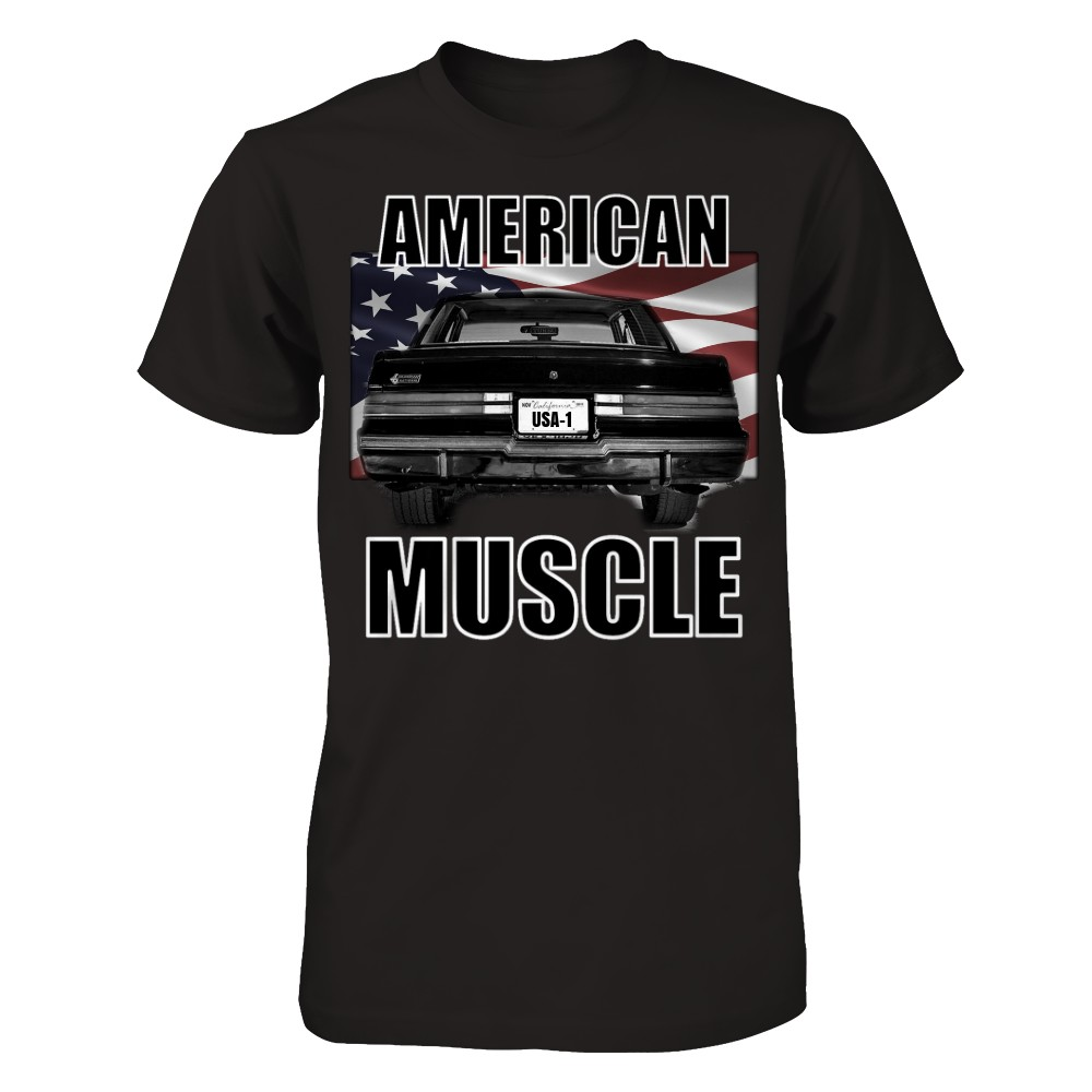 USA-1 AMERICAN MUSCLE