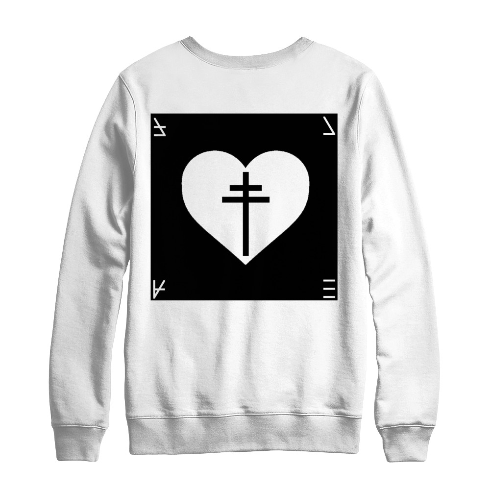 "WCISLO COMPANY ""LOVERS'-CROSS LOGO"""