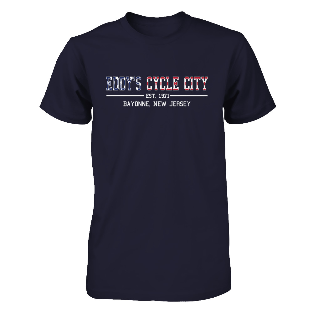 Eddy's Cycle City Tees