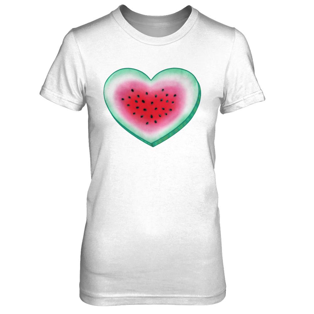 Watermelon Heart T-Shirts