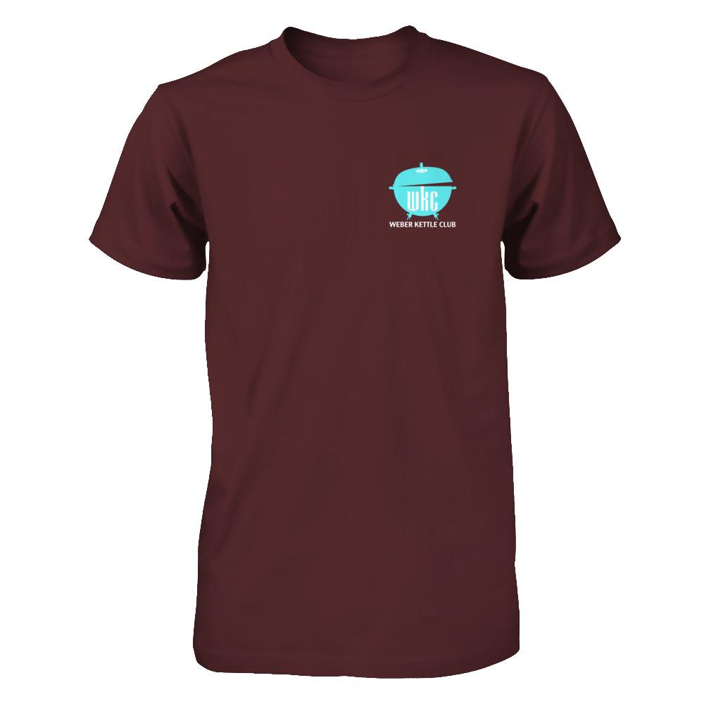 WKC Glen Blue Logo - Dark Shirts / Tanks