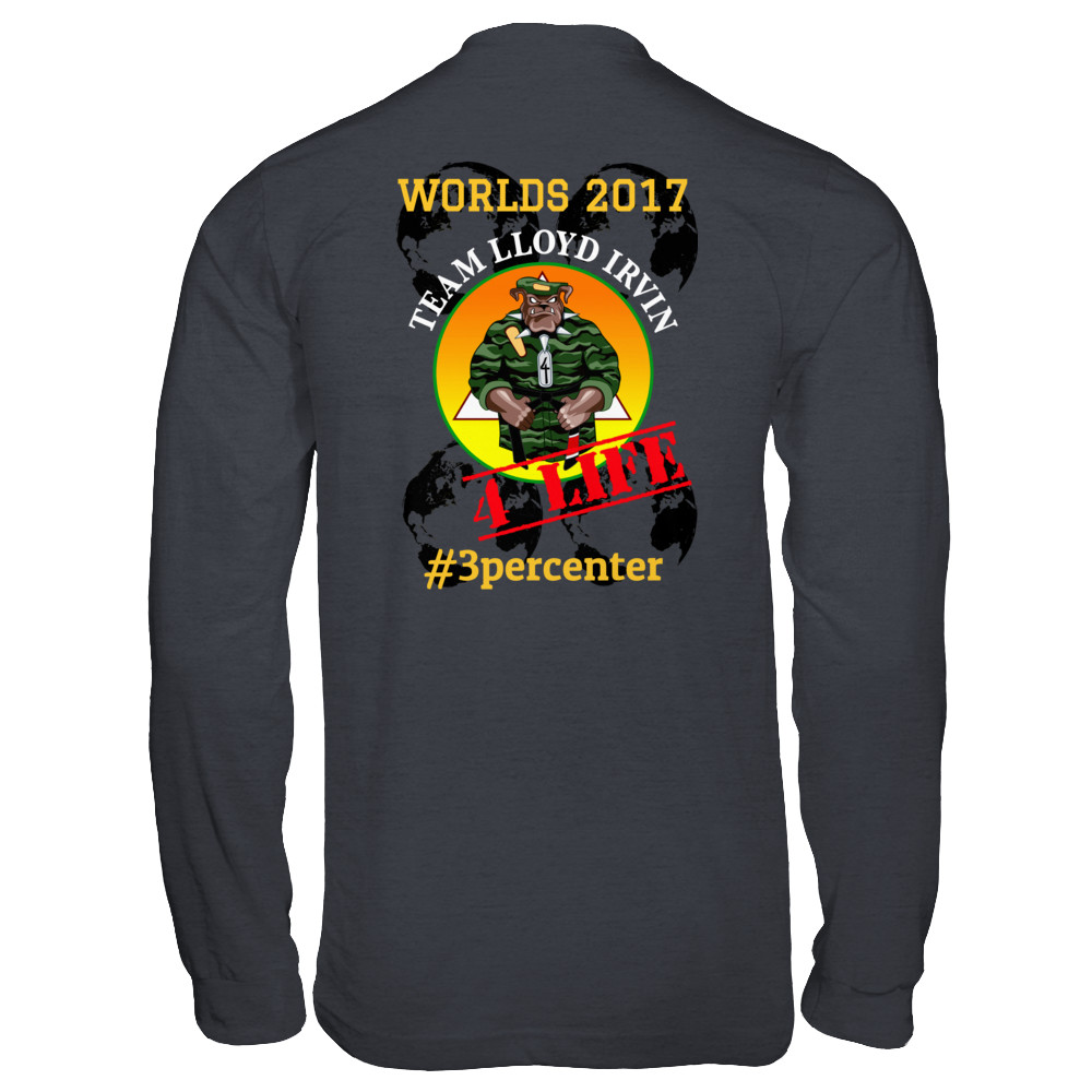 TLI WORLD'S SHIRT:  YOUTH, FEMALE ETC