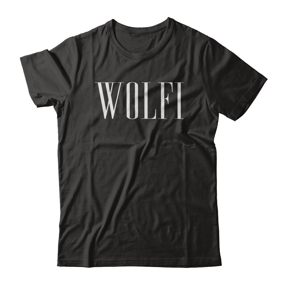 Wolfi Basic Tee
