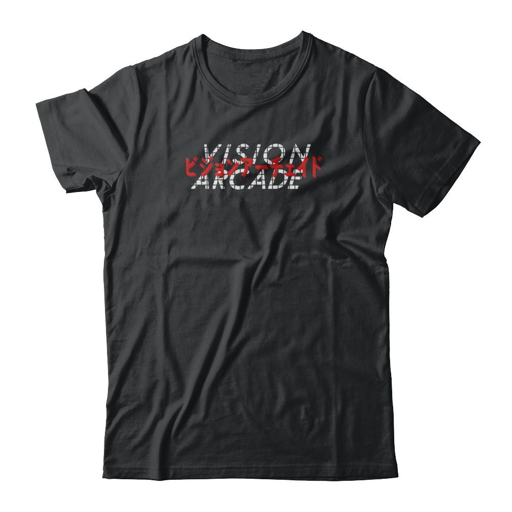 Vision Arcade - Kanji BLACK