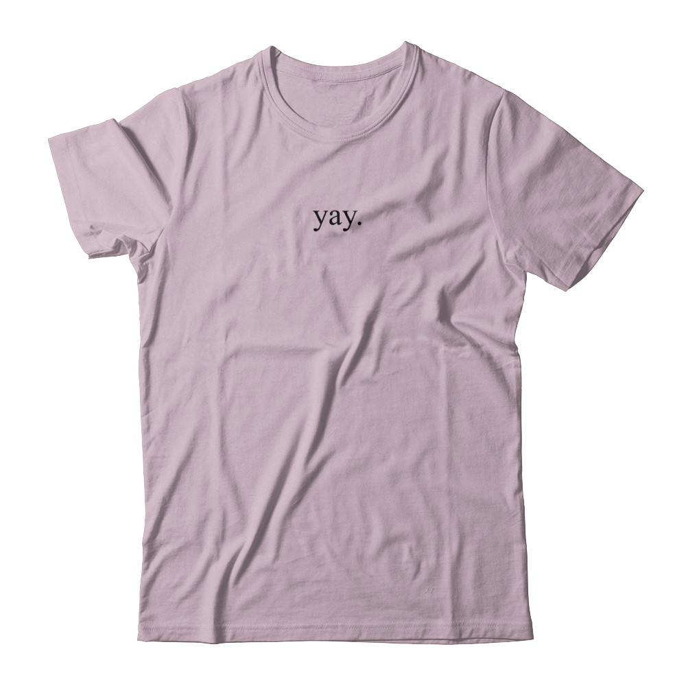 Official 'yay' Tee