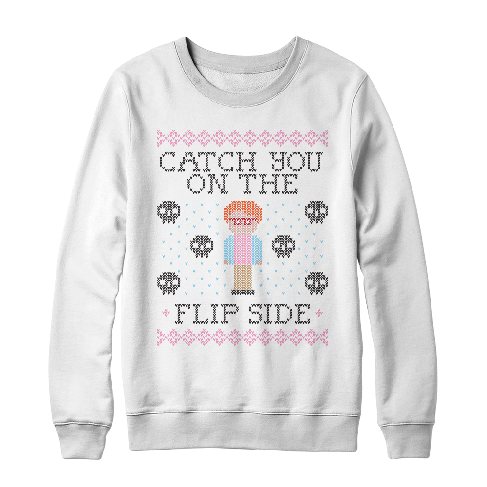 "Shannon Purser's ""Flip Side"" Tee"