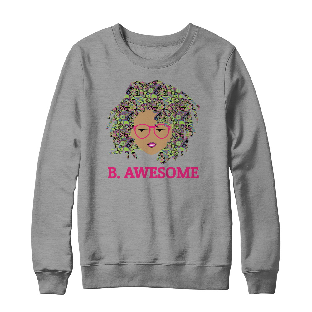 B. AWESOME A.T.B.A TEE