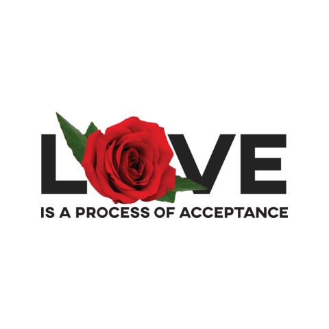 """Official Ben & Lauren """"Love"""" Tee"""