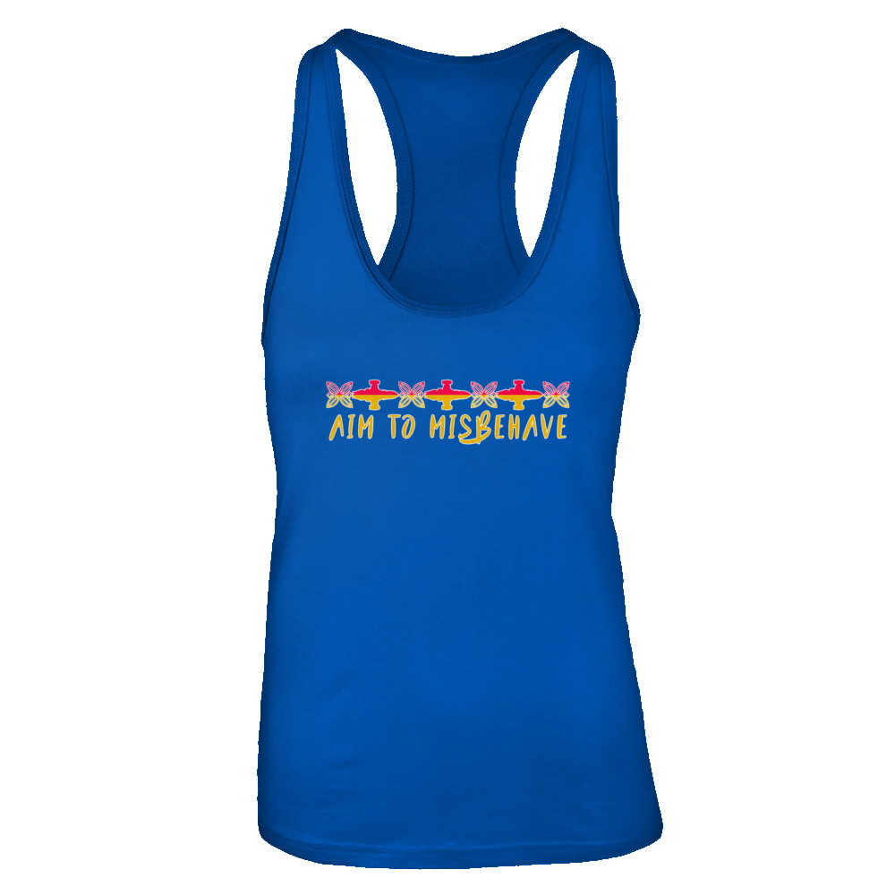 Aim to Misbehave - Women's Tank Tops