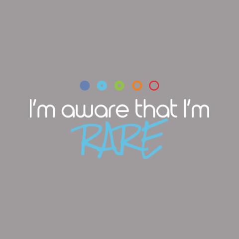 "phaware365.org: ""I'm aware that I'm RARE"""