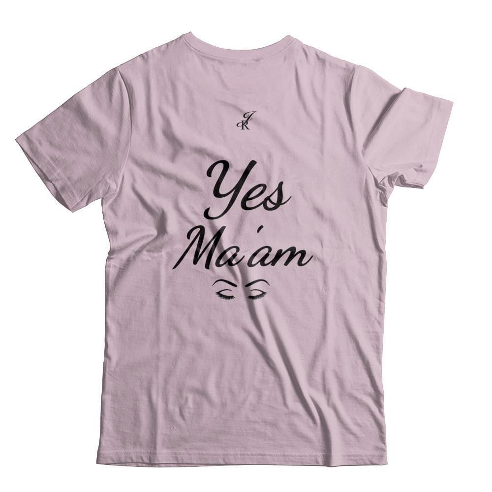 Yes Ma'am Tees w/ JRB Logo