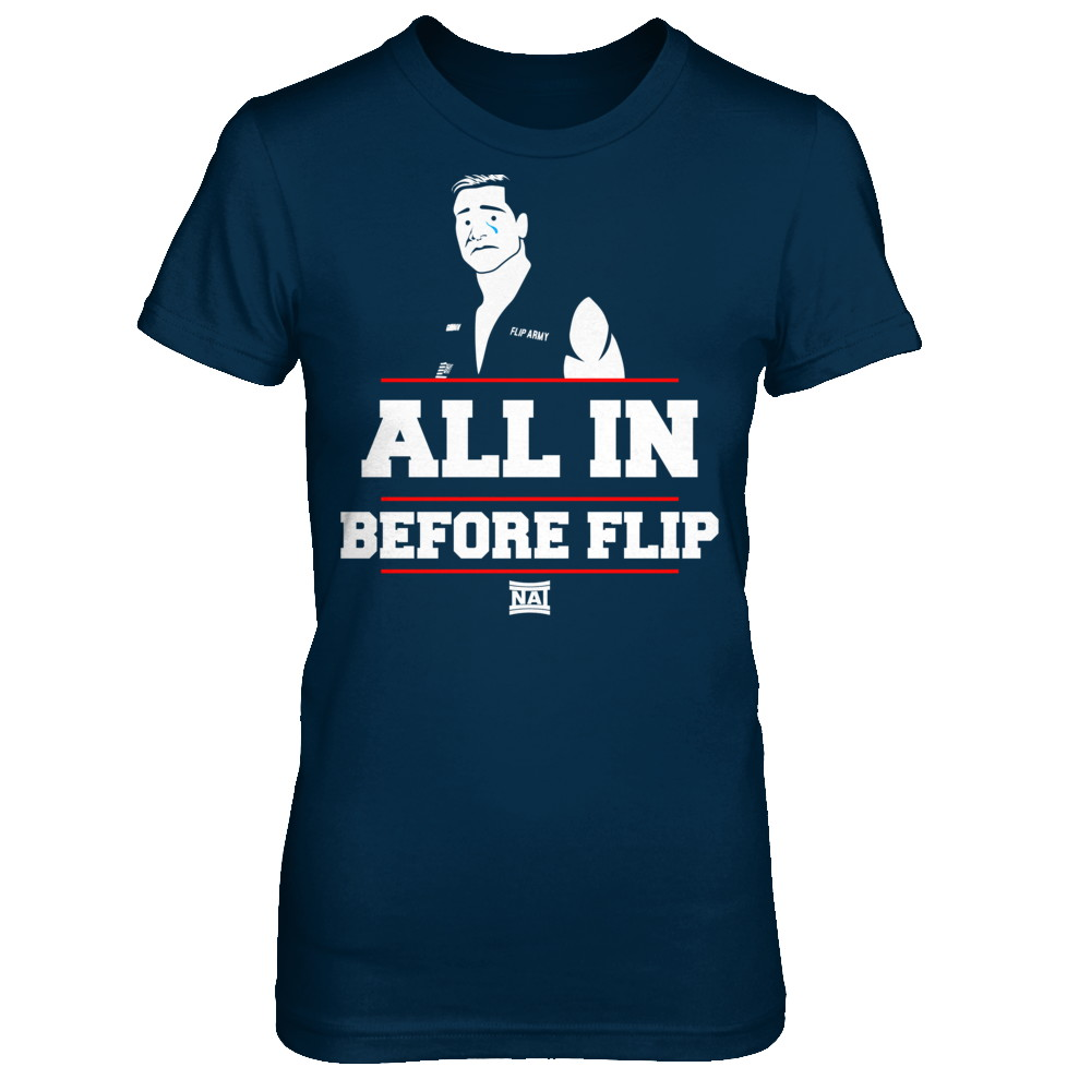 ALL IN before Flip