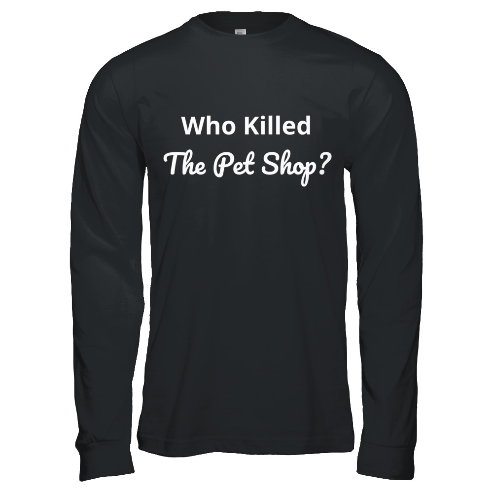 Who Killed The Pet Shop?