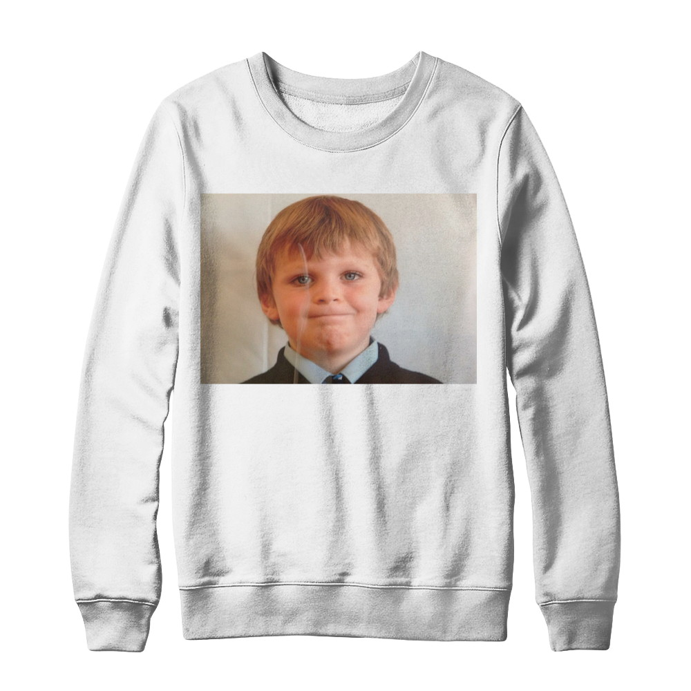 Adam Child Meme Crewneck
