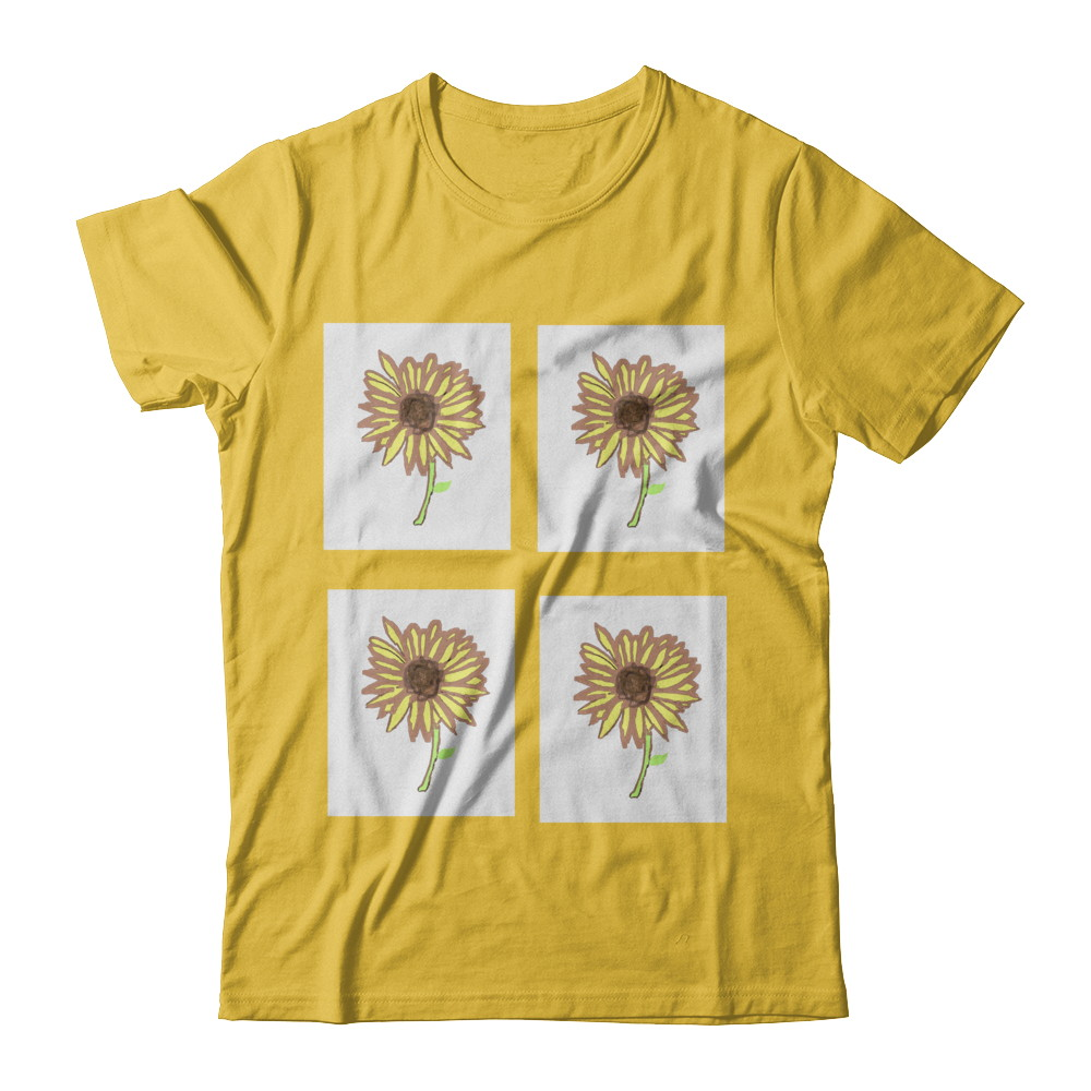4 Sunflowers