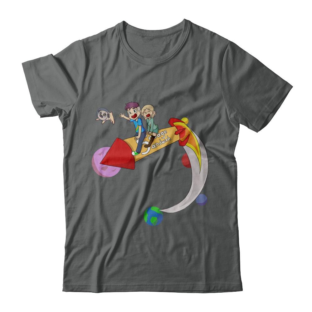 Thea & Crainer Rocket Shirt!