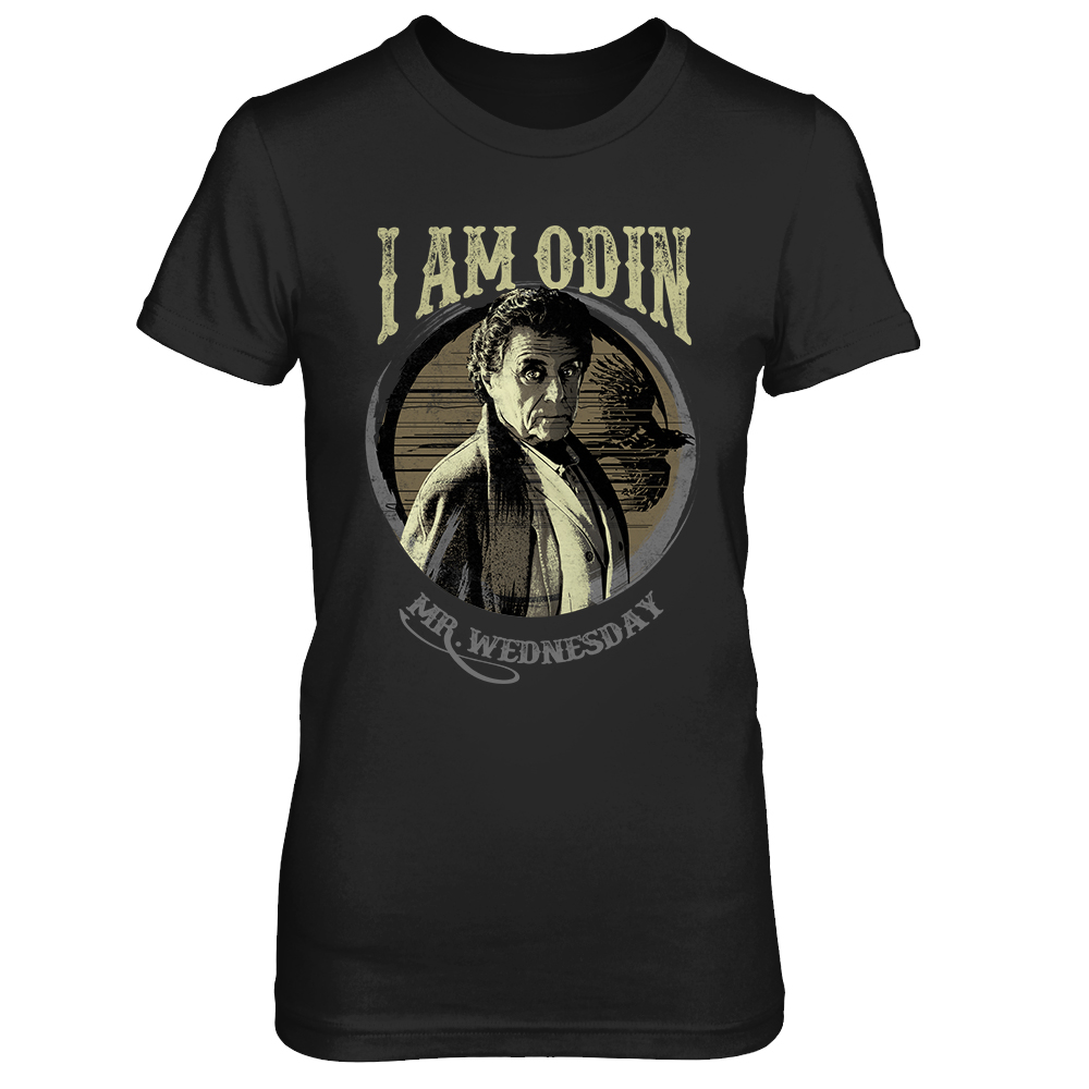 American Gods Official Mr. Wednesday Tee