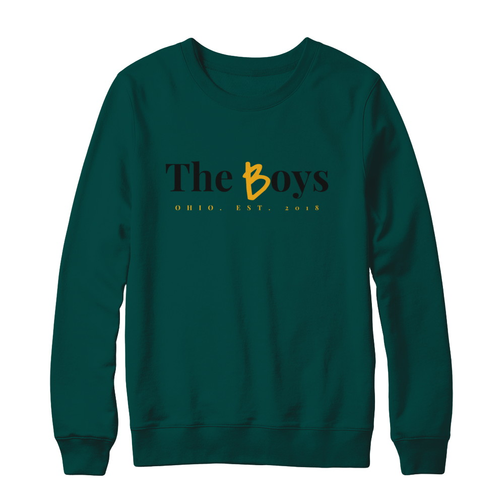 The Boy's Crewneck