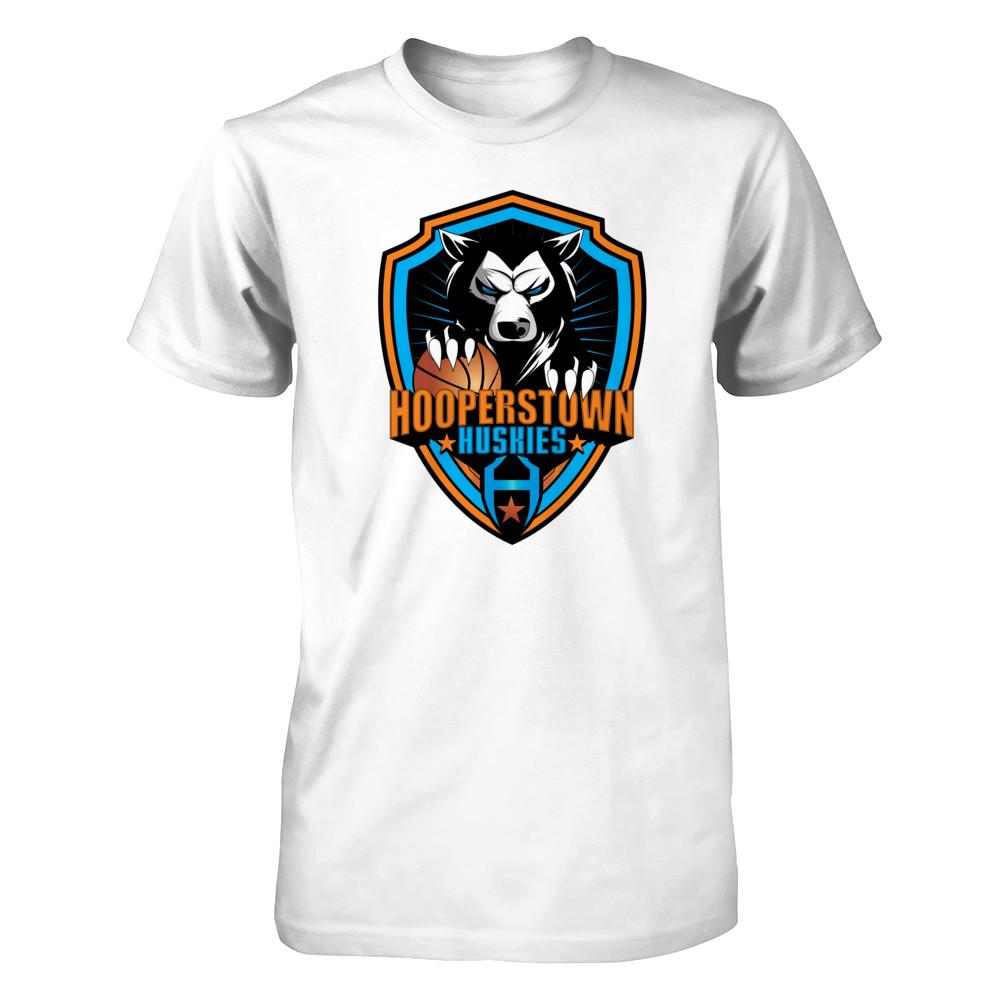 Adult Sizes - Hoopersown Huskies Apparel