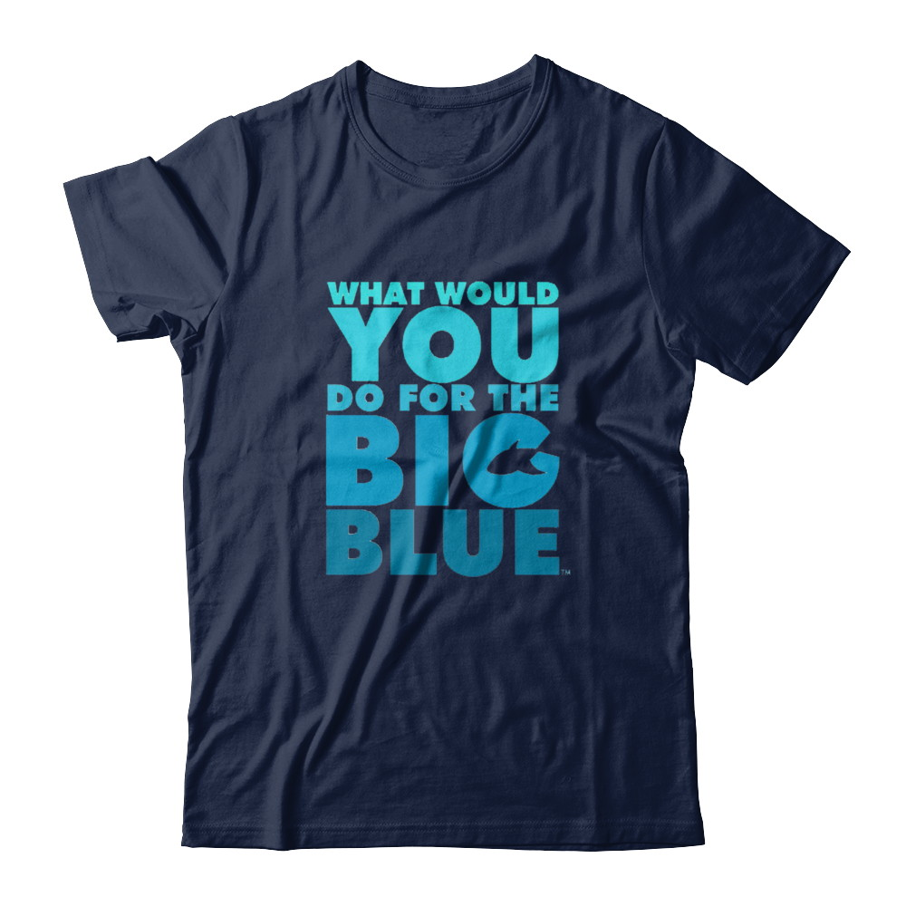 What would YOU do for the BIG BLUE?