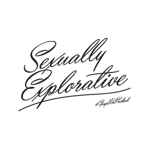 """GWF """"Sexually Explorative"""" Tee"""