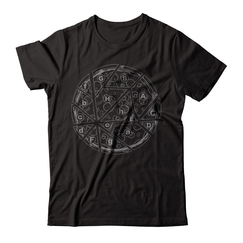 Vsauce2 | Pizza Theorem Limited Edition Apparel