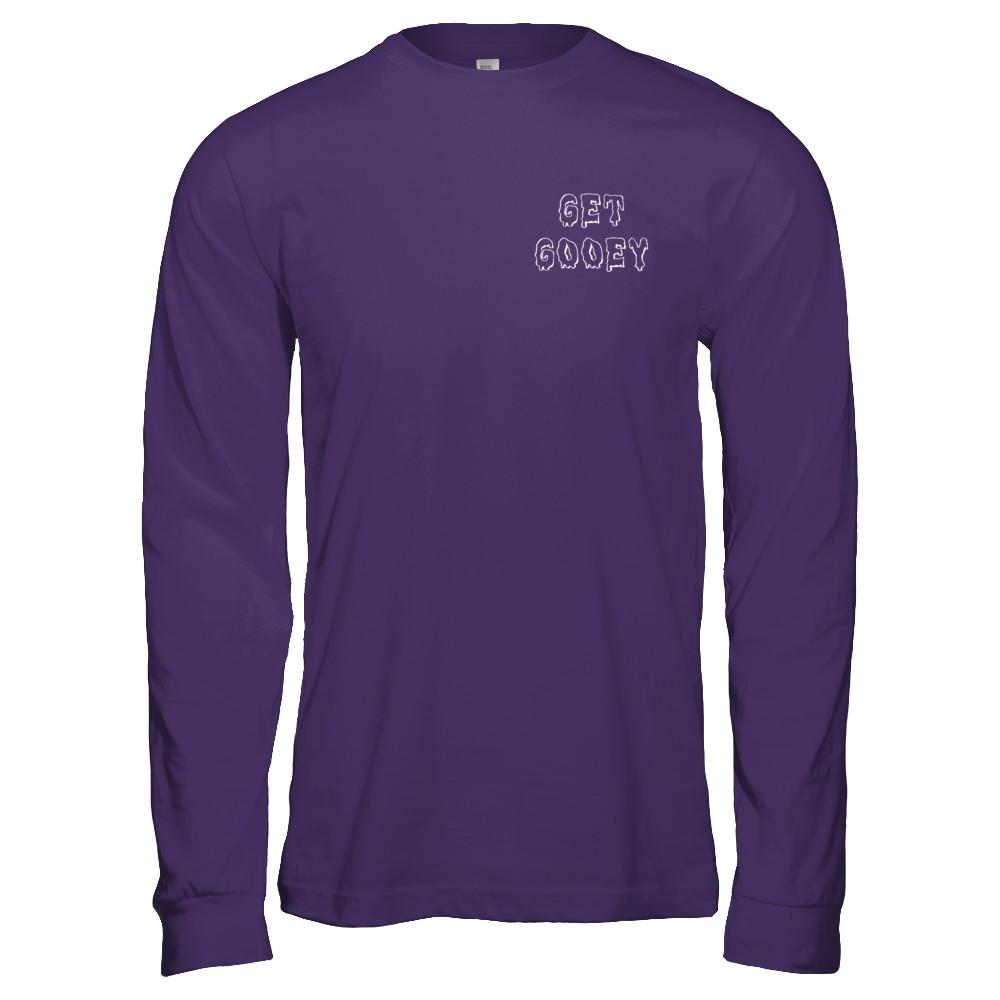 Purple Get Gooey Longsleeve