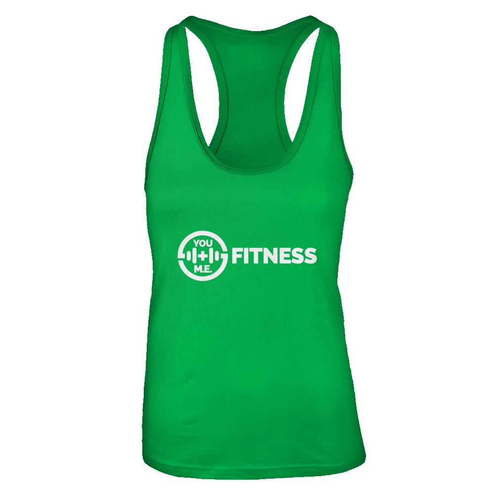 You + M.E. Fitness Tank Top (in COLOR!)