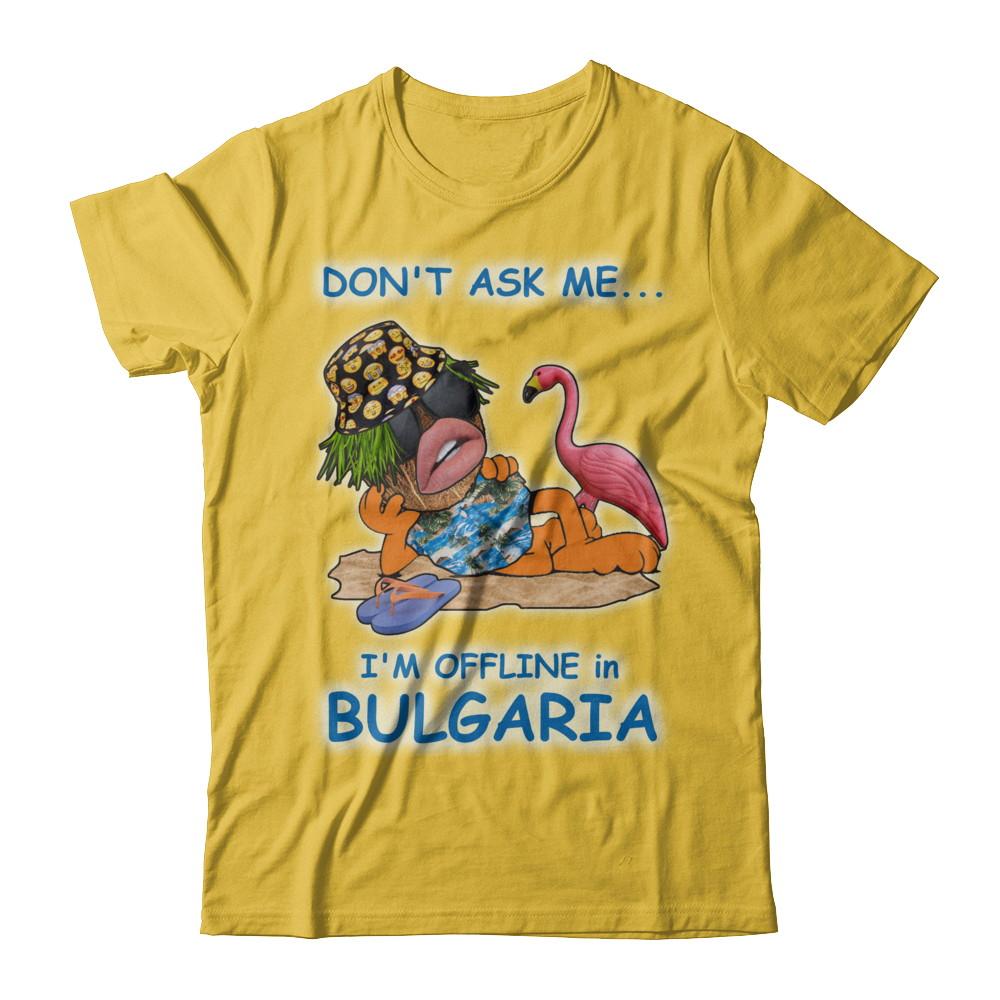 Offline in Bulgaria — Tee