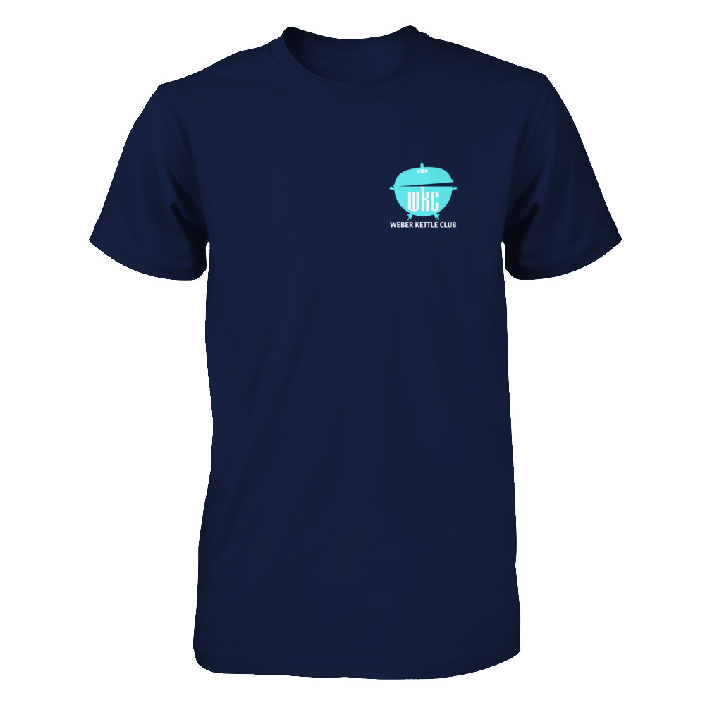 WKC Glen Blue Logo - Dark Shirts / Tanks
