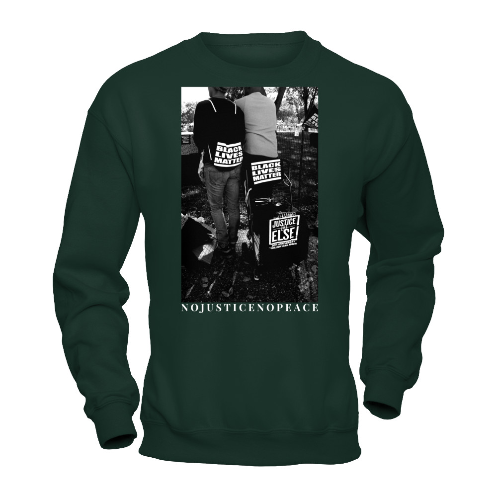 """SV73V3N Collection: """"No Justice No Peace"""""""